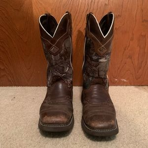 Justin Boots - Camo